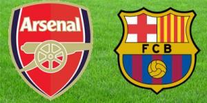 Арсенал - Барселона. УЕФА 16.02.2011