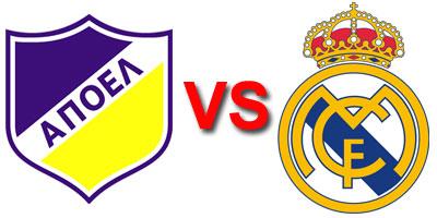 АПОЭЛ - Реал Мадрид. 27 марта 2012