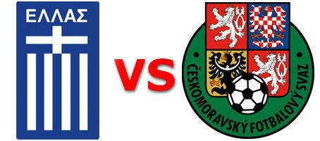 Греция - Чехия на ЕВРО 2012. 12 июня 2012